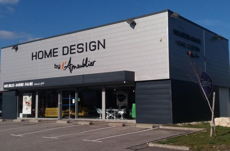 meubles andr faure home design by l 39 ameublier l 39 ameublier. Black Bedroom Furniture Sets. Home Design Ideas