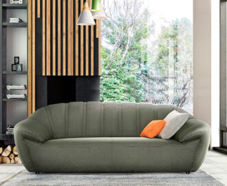 Canapé en tissu BOOP